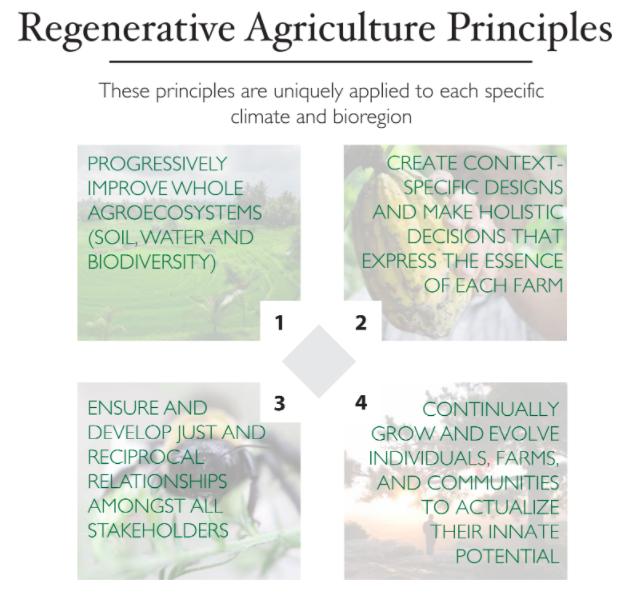 4 Principles of Regenerative Agriculture