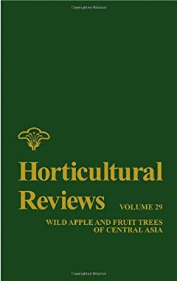 Wild Apple and Fruit Trees of Central Asia