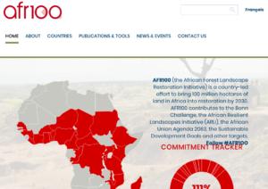 African Forest Landscape Restoration Initiative R100 - Regeneration Newsroom