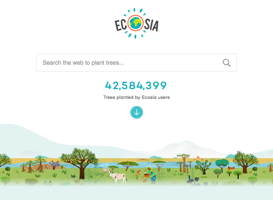 Ecosia Eco Search Engine - Regeneration Newsroom